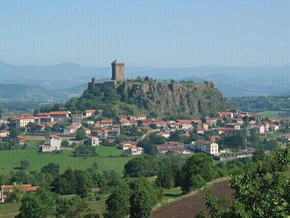 We thought we had reached La Puy-en-Velay.